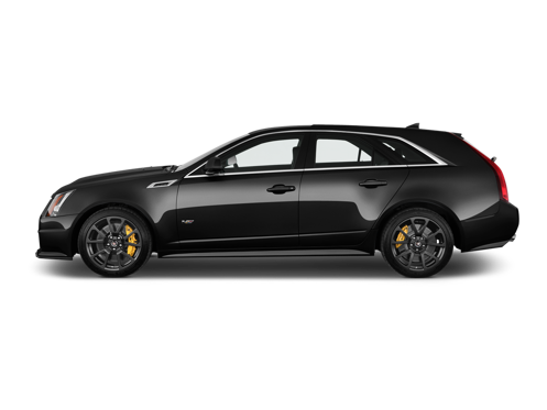 Slide 1 of 18: 2013 Cadillac CTS-V Sport Wagon
