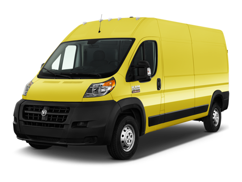 Slide 1 of 18: 2015 Ram ProMaster Window Van