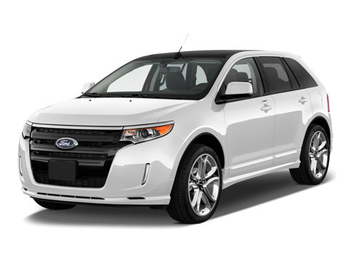 Slide 1 of 16: 2014 Ford Edge