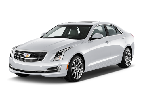 Slide 1 of 18: 2016 Cadillac ATS