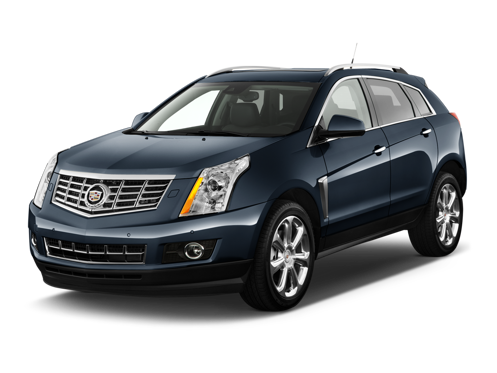 Slide 2 of 18: 2014 Cadillac SRX
