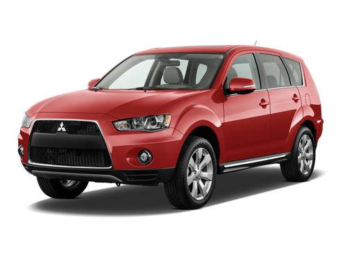 Slide 1 of 28: 2013 Mitsubishi Outlander