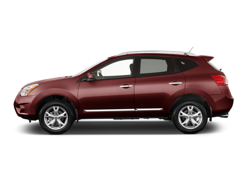 Slide 1 of 28: 2014 Nissan Rogue Select
