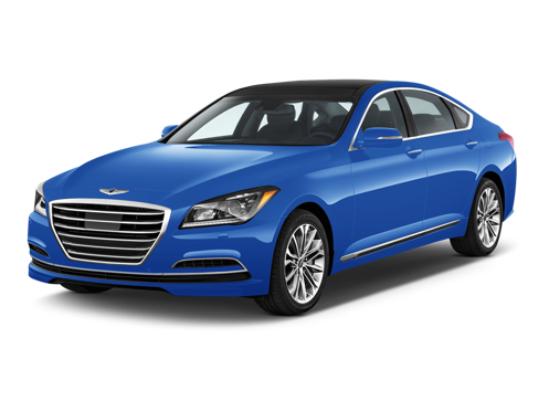 Slide 1 of 20: 2015 Hyundai Genesis