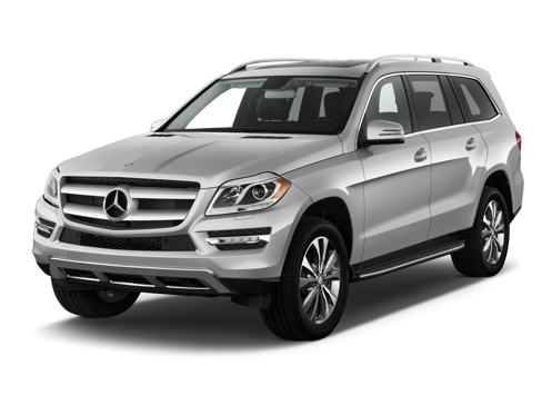 Slide 1 of 24: 2014 Mercedes-Benz GL-Class
