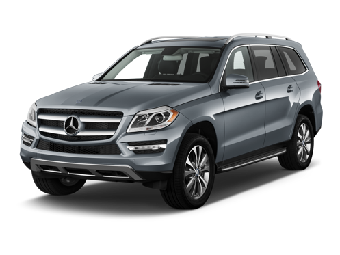 Slide 2 of 24: 2014 Mercedes-Benz GL-Class