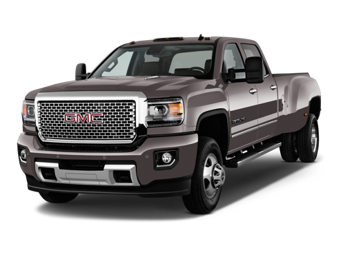 Slide 1 of 12: 2016 GMC Sierra 3500 Denali HD