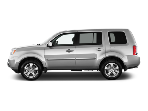 Slide 1 of 16: 2014 Honda Pilot