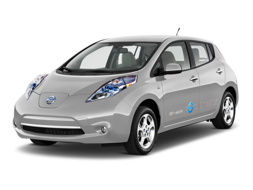 Slide 1 of 12: 2013 Nissan LEAF