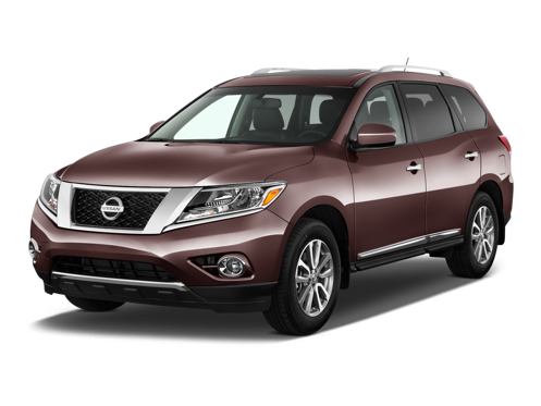 Slide 1 of 18: 2015 Nissan Pathfinder