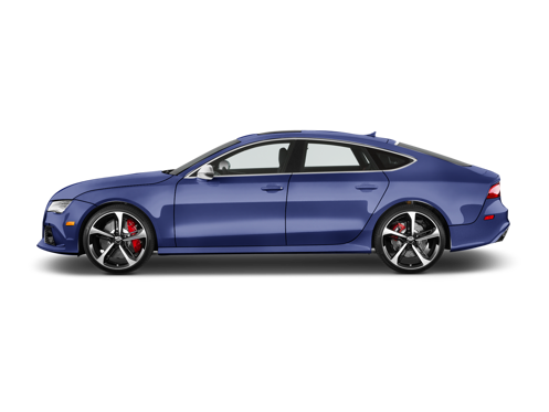 Slide 1 of 22: 2015 Audi RS 7