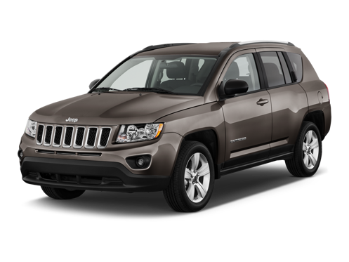 Slide 1 of 20: 2014 Jeep Compass