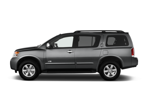 Slide 1 of 16: 2014 Nissan Armada