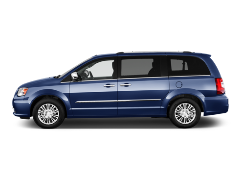 Slide 1 of 18: 2014 Chrysler Town & Country