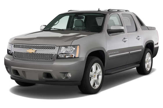 Slide 1 of 14: 2012 Chevrolet Avalanche