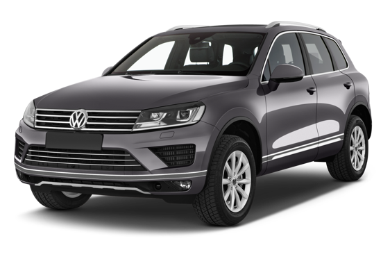 Slide 1 of 14: 2017 Volkswagen Touareg