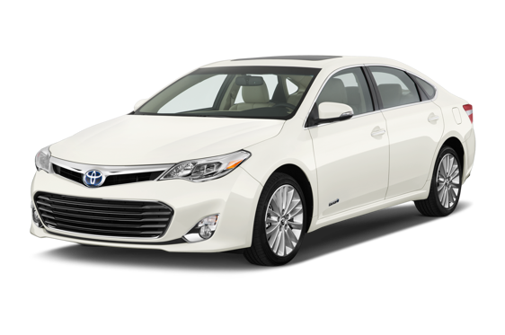 Slide 1 of 14: 2014 Toyota Avalon