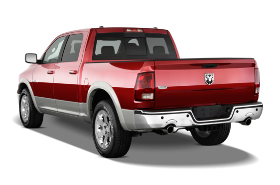Slide 2 of 14: 2010 Ram 1500 Pickup