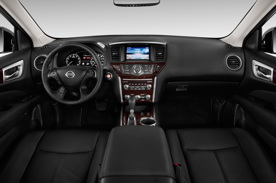 Slide 1 of 11: 2013 Nissan Pathfinder
