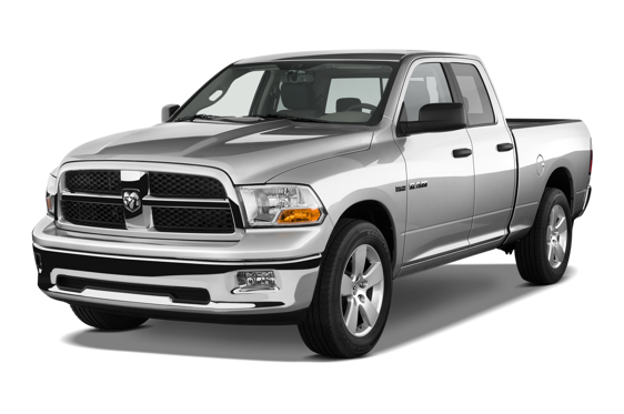 Slide 1 of 14: 2010 Ram 1500 Pickup