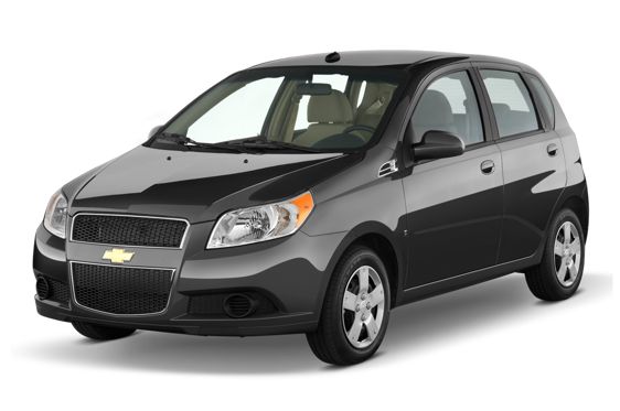 Slide 1 of 14: 2010 Chevrolet Aveo5