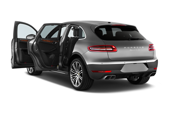 Slide 1 of 25: 2016 Porsche Macan