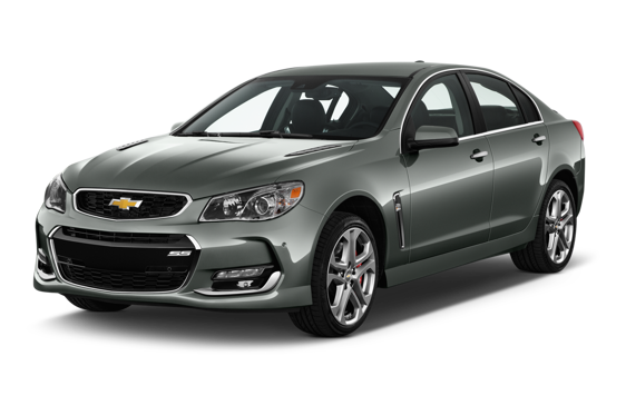 Slide 1 of 25: 2016 Chevrolet SS