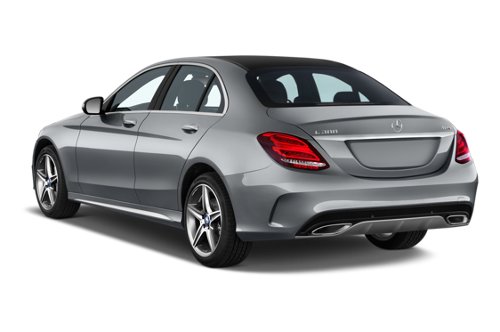 Slide 2 of 14: 2016 Mercedes-Benz C-Class