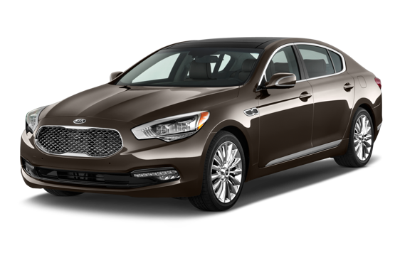 Slide 1 of 14: 2016 Kia K900