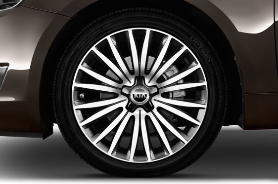 Slide 1 of 25: 2016 Kia Cadenza