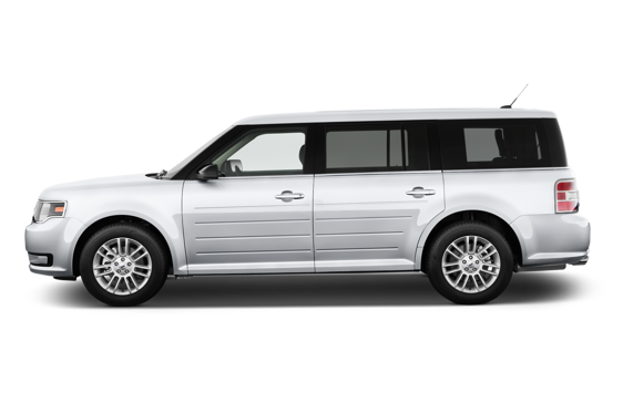 Slide 1 of 25: 2016 Ford Flex