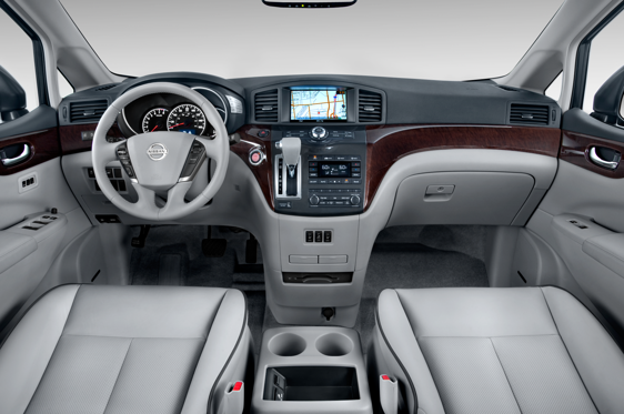 Slide 1 of 11: 2013 Nissan Quest