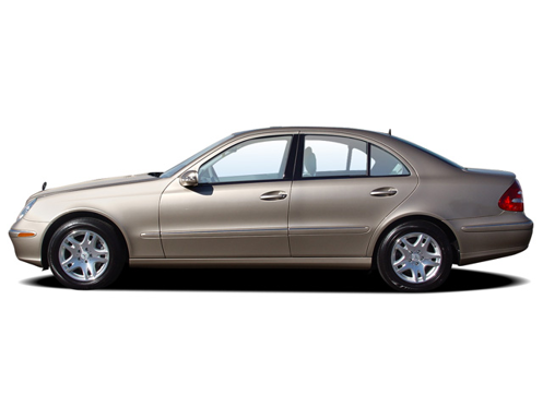 Slide 1 of 18: 2005 Mercedes E-Class