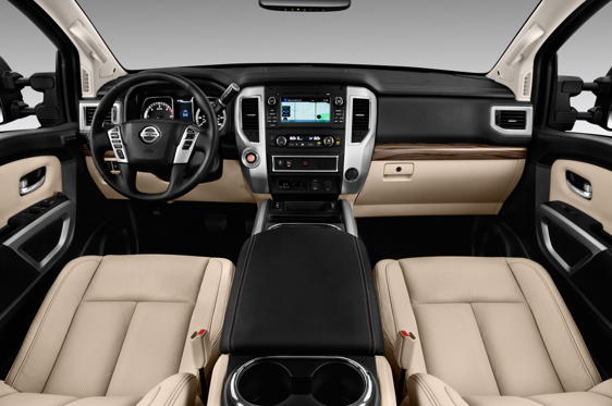 Slide 1 of 11: 2016 Nissan Titan XD