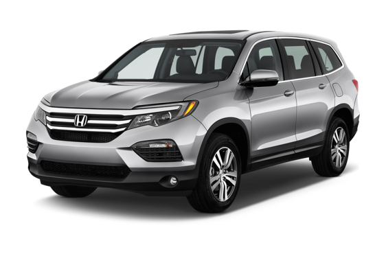 Slide 1 of 14: 2016 Honda Pilot