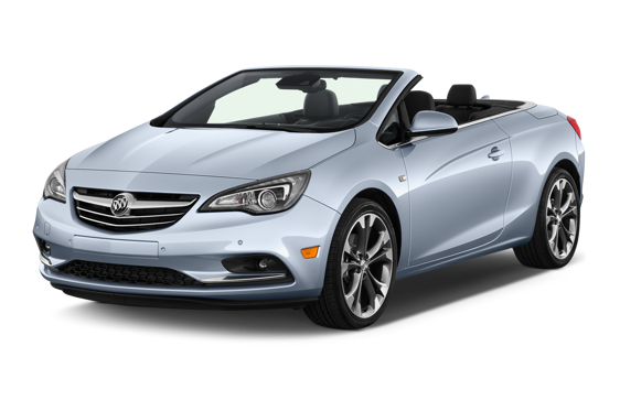 Slide 1 of 14: 2016 Buick Cascada