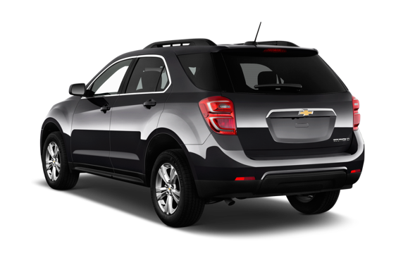 Slide 2 of 14: 2017 Chevrolet Equinox