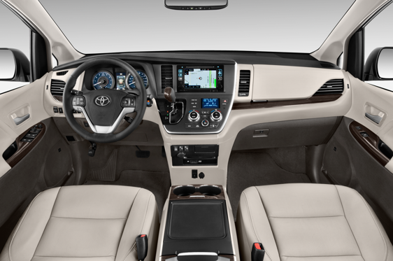Slide 1 of 11: 2016 Toyota Sienna