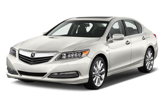 Slide 1 of 14: 2016 Acura RLX
