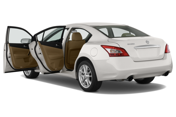 Slide 1 of 25: 2014 Nissan Maxima
