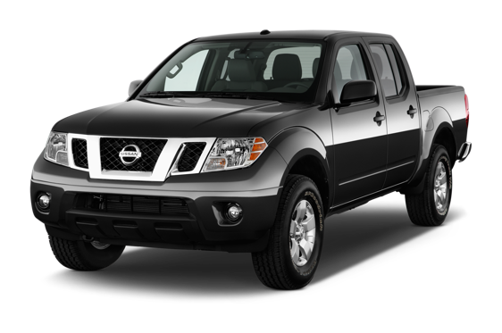 Slide 1 of 14: 2014 Nissan Frontier