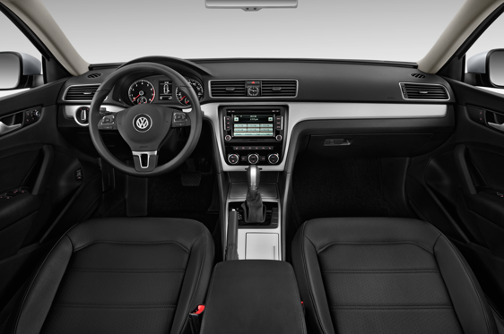 Slide 1 of 11: 2015 Volkswagen Passat