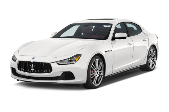 Slide 1 of 14: 2015 Maserati Ghibli