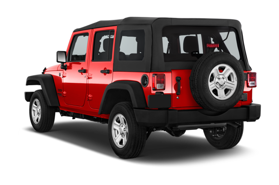 Slide 1 of 25: 2016 Jeep Wrangler Unlimited