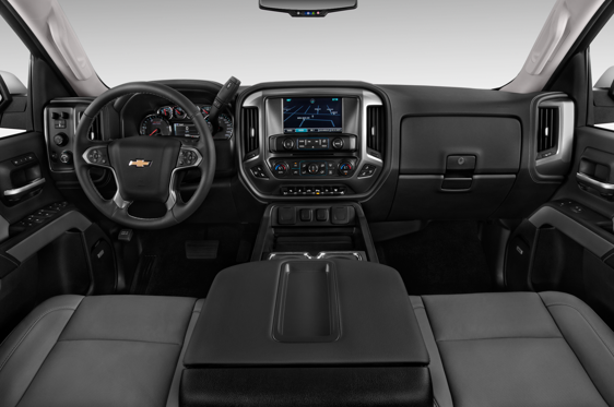 Slide 1 of 11: 2016 Chevrolet Silverado 2500HD