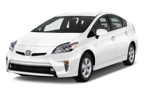 Slide 1 of 14: 2015 Toyota Prius Plug-In