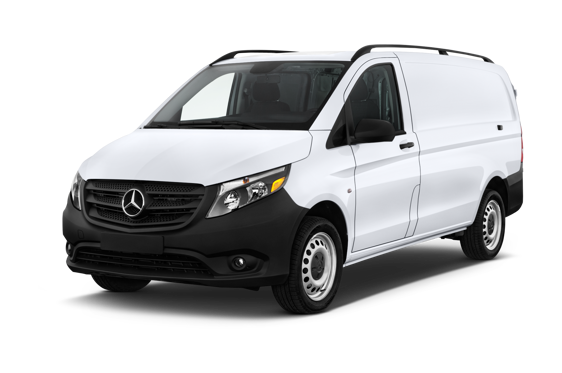 Slide 1 of 14: 2017 Mercedes-Benz Metris Cargo Van
