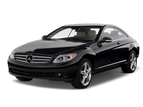Slide 1 of 14: 2008 Mercedes-Benz CL-Class