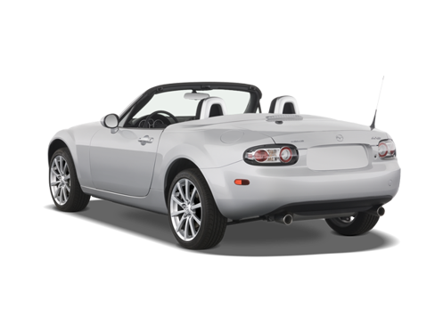 Slide 1 of 24: 2008 Mazda MX-5 Miata