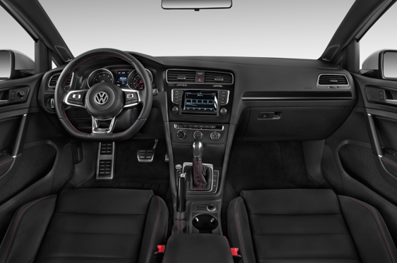 Slide 1 of 11: 2016 Volkswagen Golf GTI